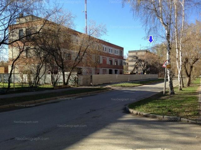 Address(es) on photo: Sortirovochnaya street, 14, 16, Yekaterinburg
