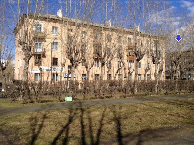 Address(es) on photo: Sortirovochnaya street, 14, 19, Yekaterinburg