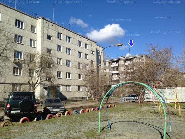 Адрес(а) на фотографии: Сортировочная улица, 14, Екатеринбург
