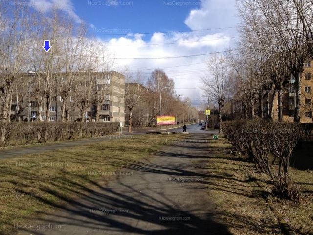 Address(es) on photo: Sortirovochnaya street, 12, 14, Yekaterinburg
