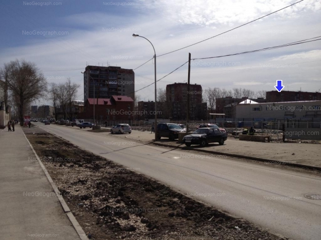 Адрес(а) на фотографии: улица Пехотинцев, 2А/1, 4, 4А/1, 6, Екатеринбург