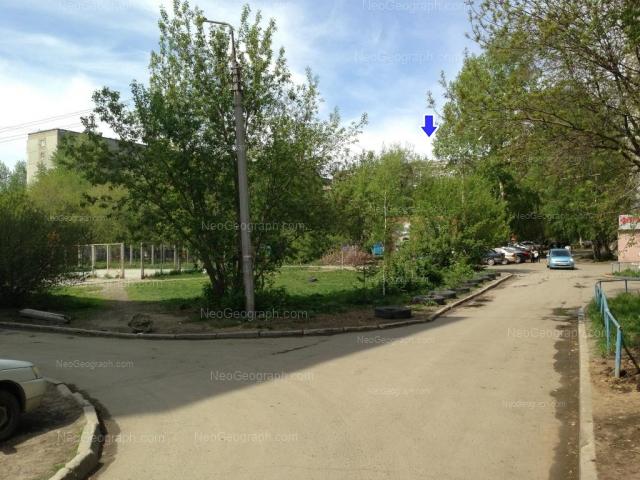 Адрес(а) на фотографии: Автомагистральная улица, 21, 23, Екатеринбург