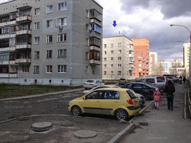 Адрес(а) на фотографии: Таватуйская улица, 10а, 12/2, 12/3, Екатеринбург