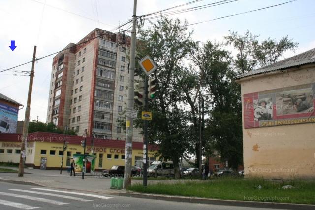 Адрес(а) на фотографии: улица Бебеля, 127, Екатеринбург