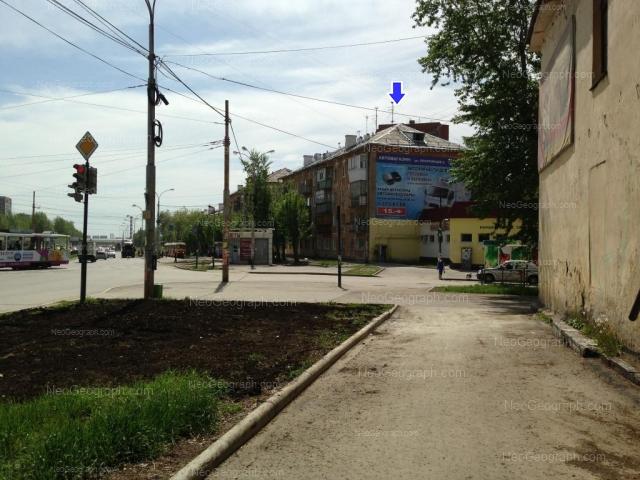 Адрес(а) на фотографии: улица Бебеля, 125, 127, Екатеринбург