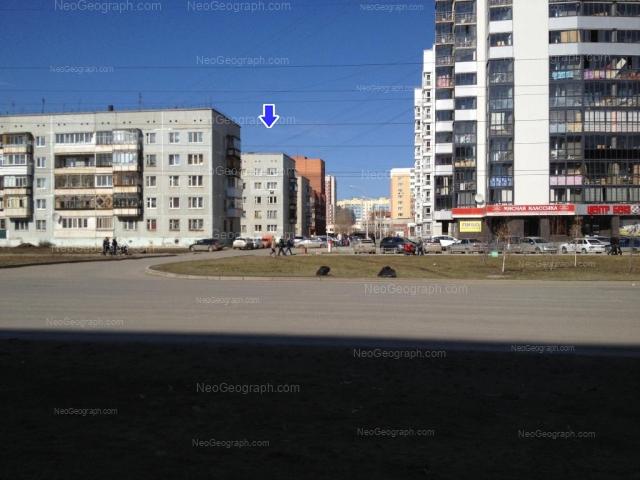 Адрес(а) на фотографии: Таватуйская улица, 8, 12/1, 12/2, Екатеринбург