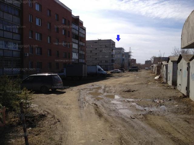 Адрес(а) на фотографии: Таватуйская улица, 12/2, 12/3, Екатеринбург