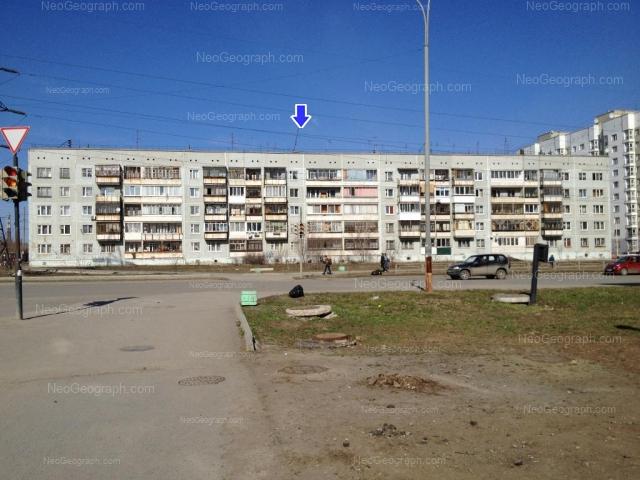 Адрес(а) на фотографии: Таватуйская улица, 10, 12/1, Екатеринбург
