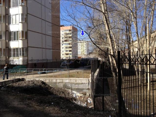 Адрес(а) на фотографии: Таватуйская улица, 4Г, 6, 10, Екатеринбург