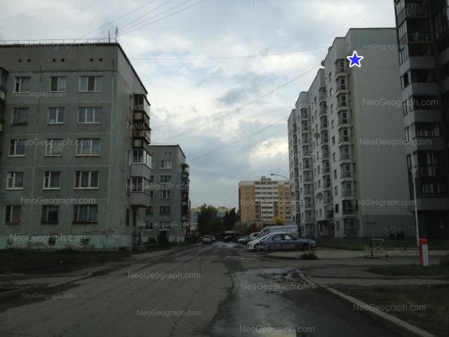 Адрес(а) на фотографии: Таватуйская улица, 10, 12/1, 12/2, Екатеринбург