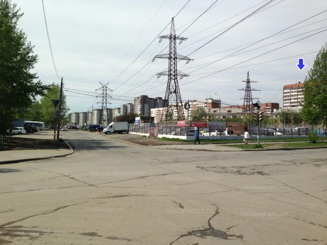 Адрес(а) на фотографии: улица Лесная, 38А, Екатеринбург