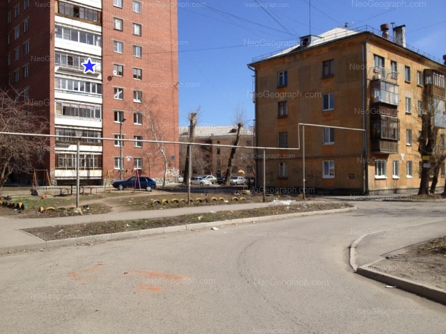 Адрес(а) на фотографии: улица Лесная, 38, 38А, Екатеринбург