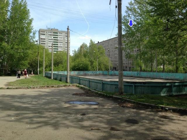 Address(es) on photo: Avtomagistralnaya street, 13, 15, 17, Yekaterinburg