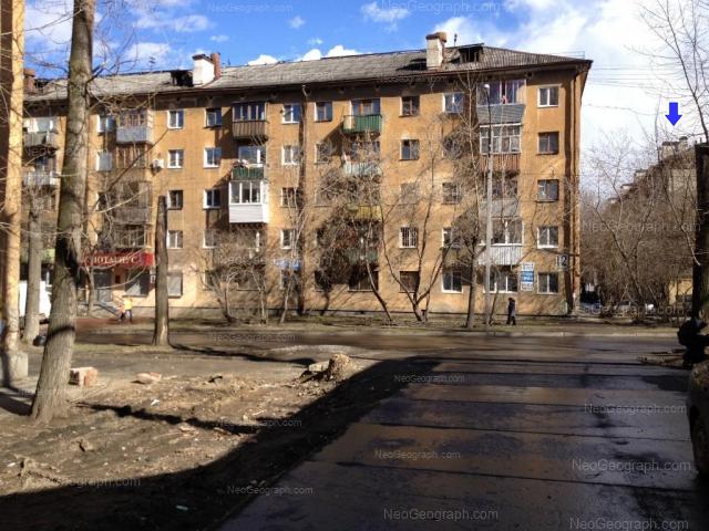 Адрес(а) на фотографии: Сортировочная улица, 10, 12, Екатеринбург