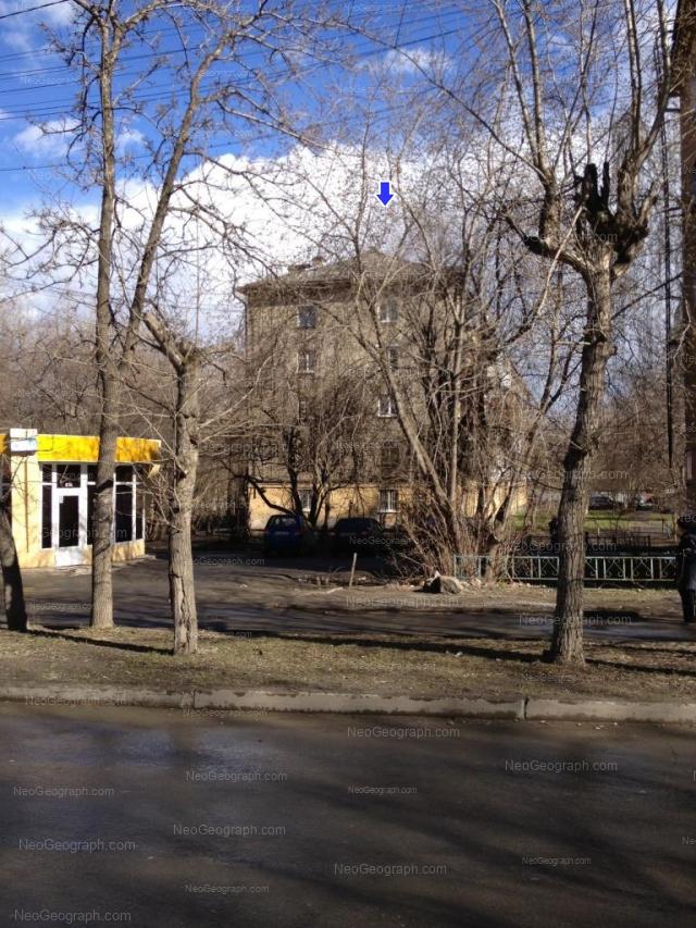 Адрес(а) на фотографии: Сортировочная улица, 10, Екатеринбург