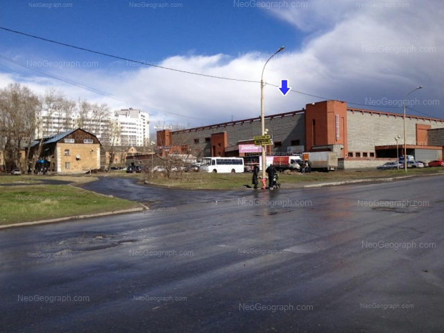 Адрес(а) на фотографии: Техническая улица, 58, 58а, 63, Екатеринбург