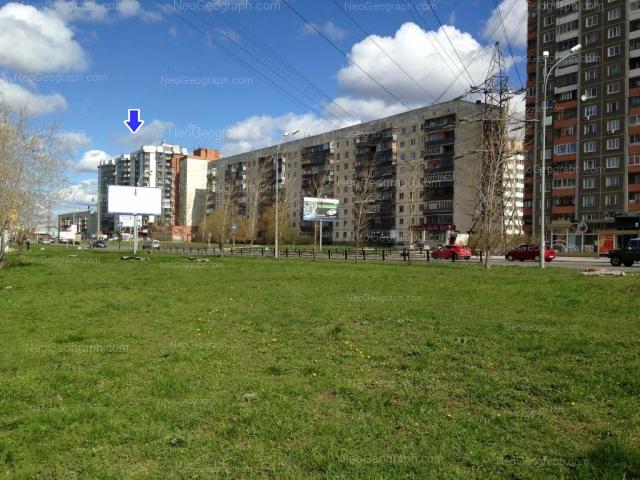 Адрес(а) на фотографии: Таватуйская улица, 2, 4, 8, Екатеринбург