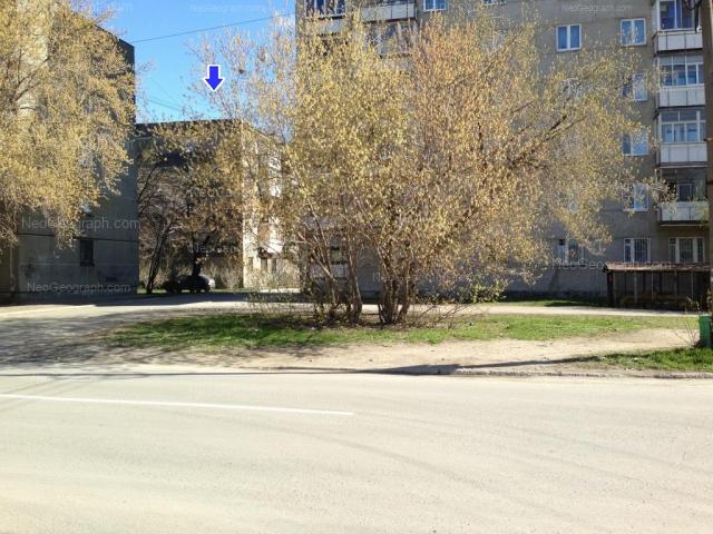 Адрес(а) на фотографии: Надеждинская улица, 17, Екатеринбург