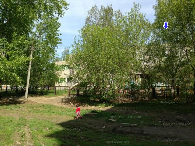 Адрес(а) на фотографии: Автомагистральная улица, 11, 11а, Екатеринбург