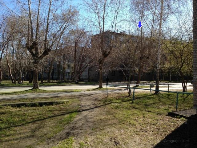 Address(es) on photo: Sedova avenue, 44, 44а, Yekaterinburg
