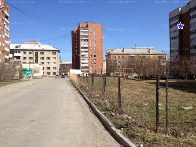 Адрес(а) на фотографии: улица Бебеля, 119, 127, Екатеринбург