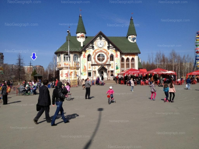 Адрес(а) на фотографии: улица Бебеля, 117, 119, Екатеринбург