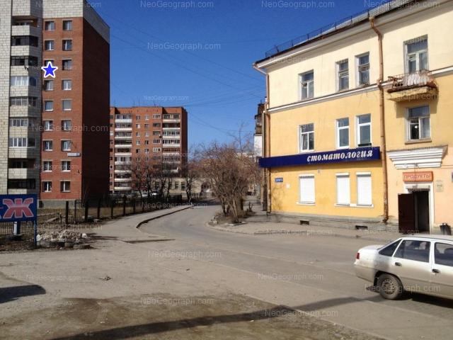 Адрес(а) на фотографии: улица Бебеля, 119, 121, Екатеринбург