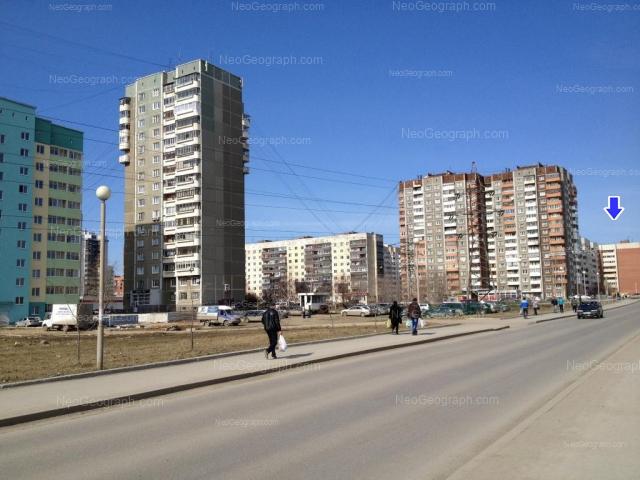 Адрес(а) на фотографии: улица Бебеля, 119, Екатеринбург