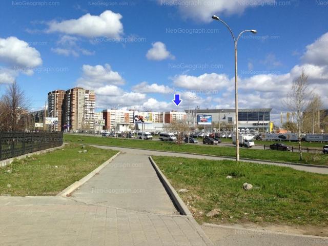 Адрес(а) на фотографии: улица Бебеля, 115, 117, 119, Екатеринбург