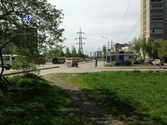 Address(es) on photo: Bebeliya street, 160, 162, Yekaterinburg