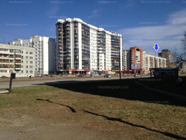 Адрес(а) на фотографии: Таватуйская улица, 2, 4, 6, 8, 10, 12/1, Екатеринбург