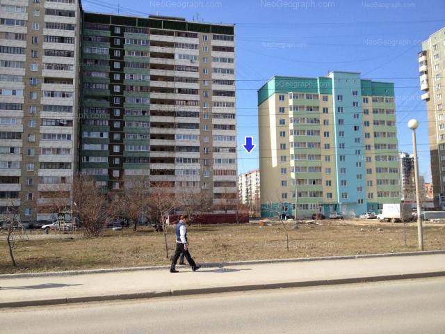 Адрес(а) на фотографии: Таватуйская улица, 1А, 1д, Екатеринбург