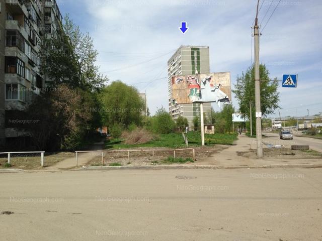 Address(es) on photo: Avtomagistralnaya street, 3, 9, Yekaterinburg
