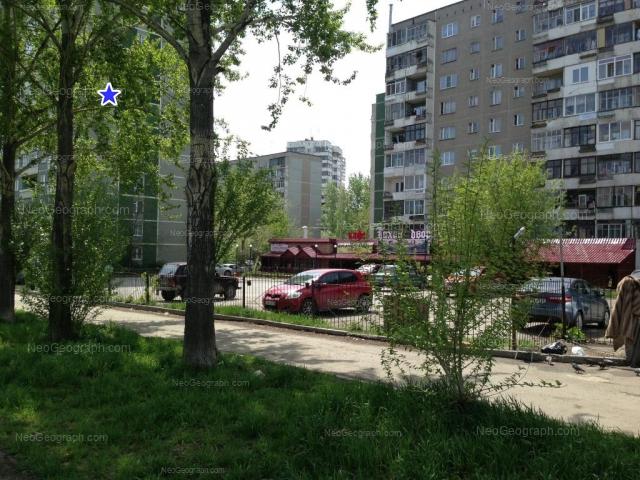 Адрес(а) на фотографии: Автомагистральная улица, 3, 9, 11, Екатеринбург