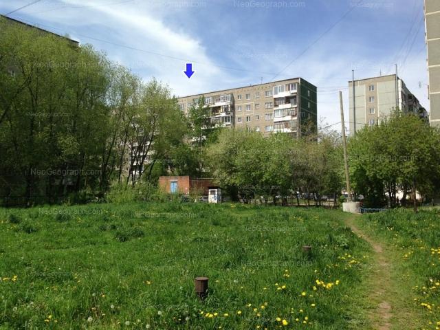 Адрес(а) на фотографии: Автомагистральная улица, 3, 7, 11, Екатеринбург