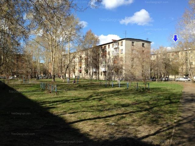 Адрес(а) на фотографии: Техническая улица, 36, 38, 40, Екатеринбург