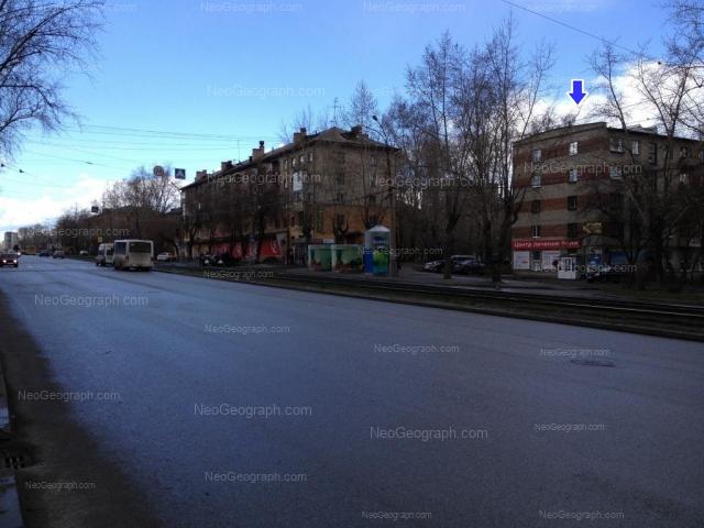 Адрес(а) на фотографии: Техническая улица, 40, 42, Екатеринбург