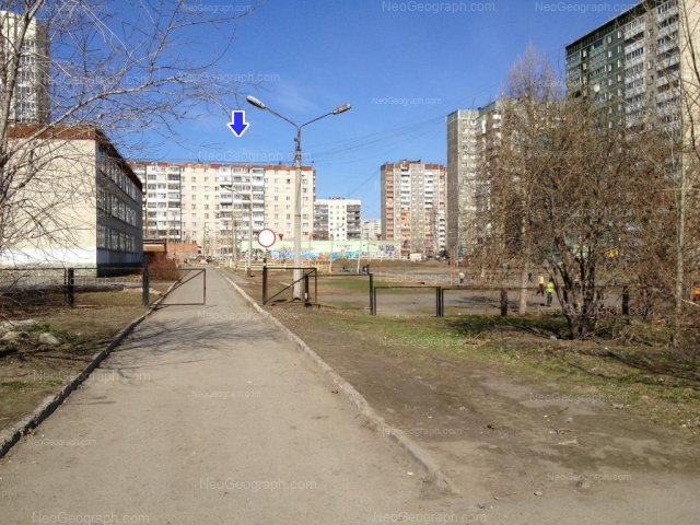Адрес(а) на фотографии: Таватуйская улица, 1Б, 1В, 1д, 2, 4, Екатеринбург
