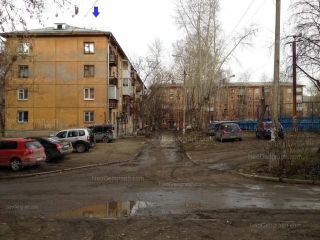 Адрес(а) на фотографии: Техническая улица, 51, 53, Екатеринбург