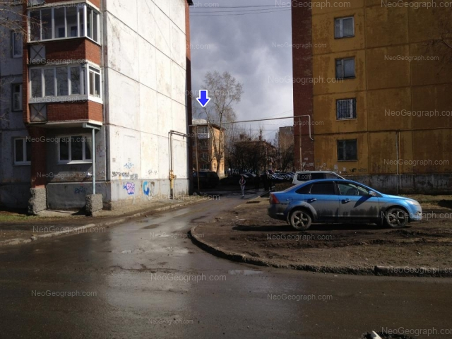 Адрес(а) на фотографии: Техническая улица, 53, Екатеринбург