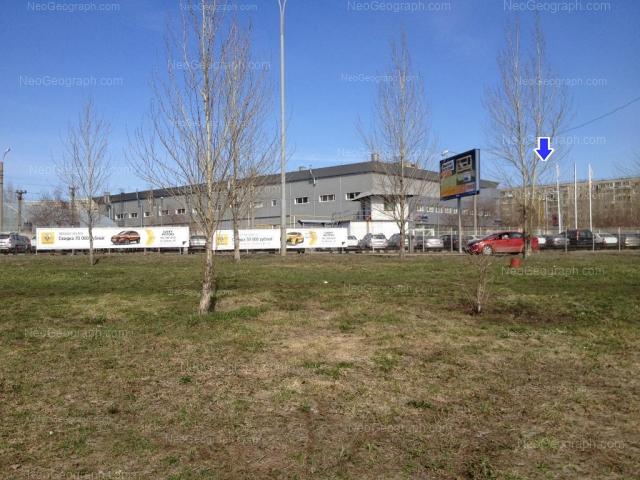 Адрес(а) на фотографии: улица Бебеля, 115, 154, Екатеринбург