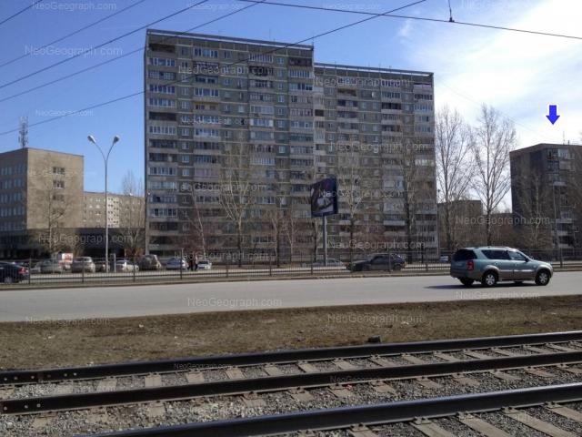 Адрес(а) на фотографии: улица Бебеля, 154, 156, 158, 160, Екатеринбург