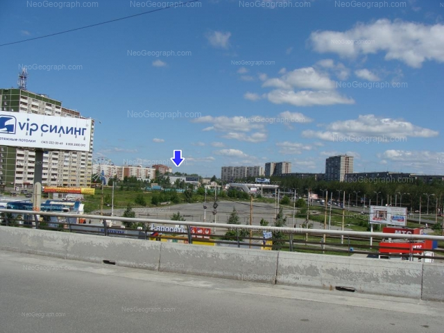 Address(es) on photo: Bebeliya street, 115, 148, Yekaterinburg