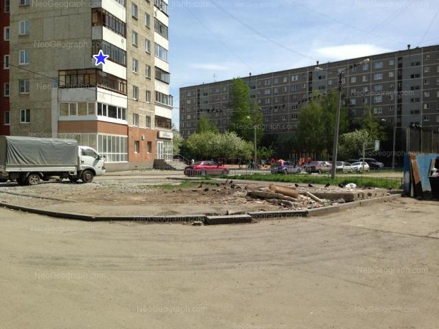 Адрес(а) на фотографии: улица Пехотинцев, 21, 21б, Екатеринбург