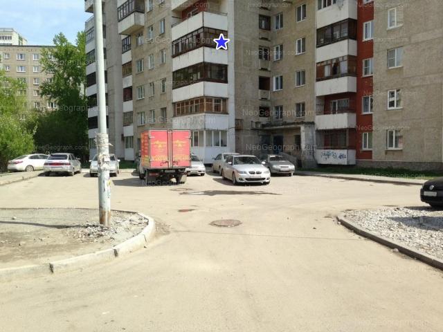 Адрес(а) на фотографии: улица Пехотинцев, 21б, Екатеринбург