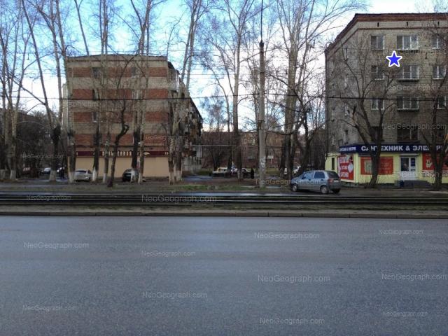 Адрес(а) на фотографии: Техническая улица, 36, 38, Екатеринбург