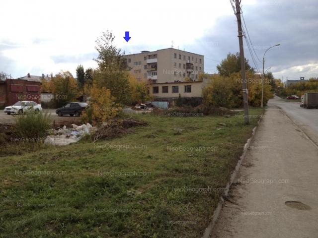 Адрес(а) на фотографии: Артинская улица, 28, 31, Екатеринбург