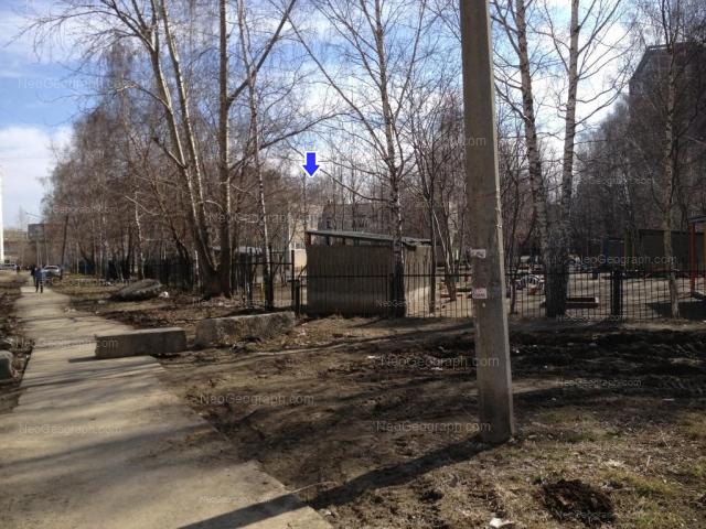 Адрес(а) на фотографии: улица Бебеля, 152, 154А, Екатеринбург