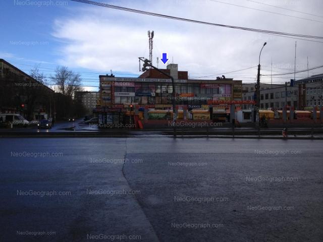 Адрес(а) на фотографии: Техническая улица, 32а, 34, Екатеринбург
