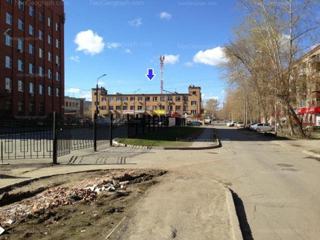 Адрес(а) на фотографии: Техническая улица, 34, Екатеринбург